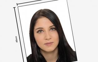 Besondere Anforderungen für das Passfoto