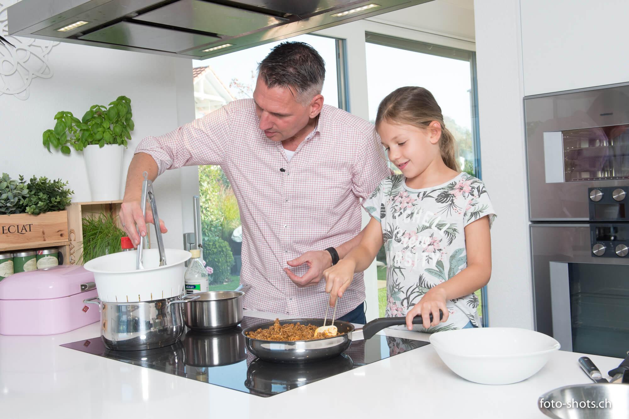 Das zaubert der Koch des Jahres für seine Famil